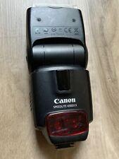 Canon Speedlite 430EX II Shoe Mount Flash Good Condition