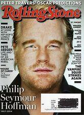 Rolling Stone Magazine - 27 February 2014 - featuring PHILIP SEYMOUR HOFFMAN