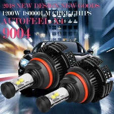 9004 1200W LED Headlight Bulb for Camry Corolla Highlander High Beam Offroad 4WD