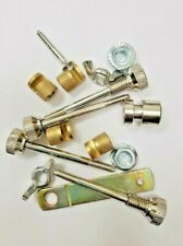 Clock Repair Movement Holder And Test Tool Complete Set New