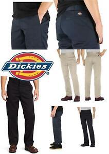 Dickies Homme Original 874 Travail Pantalon Vêtement de Choisir Taille & Couleur