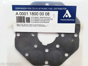 Diaphragm for a 8 cylinder Alloy Bosch KE-Jetronic Fuel Distributor