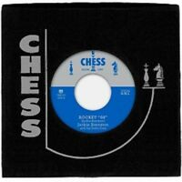 "JACKIE BRENSTON & HIS DELTA CATS - ROCKET 88  7"" VINYL SINGLE NEW CHESS RECORDS"