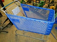 Shopping Carts - Used, assorted colors