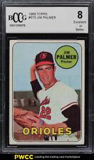 1969 Topps Jim Palmer #573 BCCG 8 (PWCC)