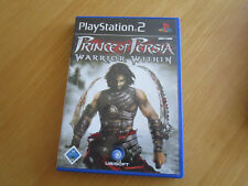 PS2 / Sony Playstation Spiel  - Prince of Persia Warrior within