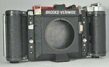 Brooks Veriwide 6x9 Camera Body Only - No Lens