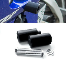 Black Frame Slider Crash Protector For 1999 2000 2001 2002 Yamaha YZF R6 YZFR6