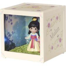 Disney Precious Moments 164113 Mulan Shadow Box New & Boxed