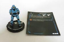 HALO ACTIONCLIX #001 SPARTAN MAGNUM PISTOLS CUSTOM PAINT LIGHT BLUE W/CARD