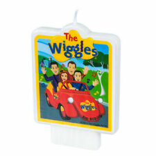The Wiggles Candle Birthday Party Cake Decoration Topper Supplies Emma Toddler