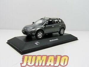 NI10 VOITURE 1/43 J COLLECTION japon : NISSAN MURANO