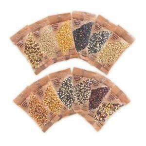 ZaraMama Gourmet Popping Corn 90g Bag Popcorn Kernels Seeds Healthy Movie Snack