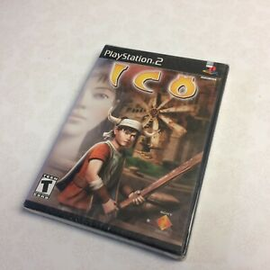 PS2 Ico Brand New Factory Sealed
