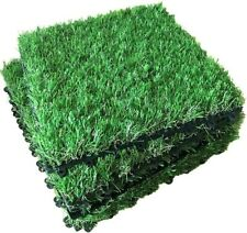 The Famous Click-Deck Grass Tiles - Patio, Balcony, Roof Terrace, Hot Tub Grass