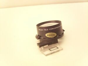 Ricoh Tele Conversion Lens TC - 40