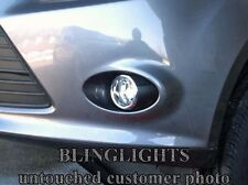 2009-2013 Ford Fiesta Xenon Halogen Fog Lamp Driving Lights Kit + Harness Switch