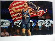 KYLE SNYDER Hand Signed Autograph 4X6 PHOTO - OLYMPIC GOLD MEDAL WRESTLING