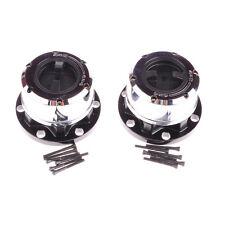 AMO Manual Free Wheel Bearing Hub Lock Kit Set For Nissan Patrol 1990-up AVM 445