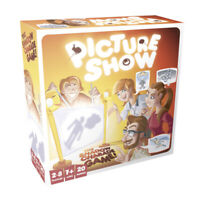 Picture Show Board Game - Brand New & Sealed - English Version
