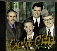 "GOLD CITY.....""WITHIN THE ROCK"".....""MARK TRAMMELL"".........OOP GOSPEL CD"