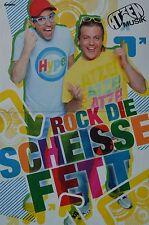 DIE ATZEN - A3 Poster (ca. 42 x 28 cm) - Manny Marc Clippings Fan Sammlung NEU
