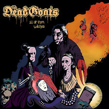 The Dead Goats-all of them Witches-CD-DEATH METAL