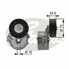 GATES T38392 TENSIONER PULLEY V-RIBBED BELT