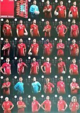 Original  Mannschaftskarte Bayern München 1988-89