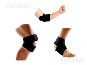 Elbow Brace Strap, Knee Brace Strap, Ankle Strap for Recovery, Injury (ST6)