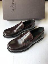 VALENTINO Garavani Leder Loafer/Schuhe rubin EU 40 UK 6 US 7 NEU OVP L.P.699 EUR