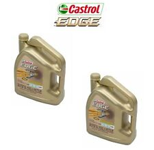10 Quarts 5w30 CASTROL EDGE Fully Synthetic 5w-30 Engine Motor Oil for BMW MINI