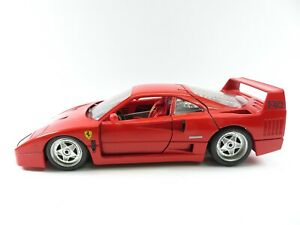 Bburago Ferrari F40 1:18 # 78