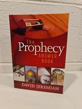 The Prophecy Answer Book by Dr. Jeremiah, David: New  - Hardcover -