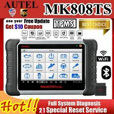 AUTEL Diagnostic Scanner TPMS Code Reader OBD2 EOBD Automotive Scan Tool OBDII