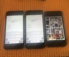Lot of 3 iPhones For Parts: 4S, 5, SE - FMI ON!!!