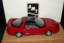 AMT ERTL 1993 PONTIAC FIREBIRD BRIGHT RED 1/25 SCALE PLASTIC PROMO 6601 CAR