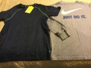 NWT TEK GEAR Short Sleeve T-SHIRT SPORTS YOUTH TEENS BOYS Select Size /& Color