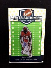 Kansas City Chiefs Derrick Thomas jersey lapel pin-Collectible-Fondly Remembered
