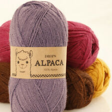 DROPS 100% Super Fine Alpaca 4ply yarn 59 colours Luxury Knitting Wool 50g