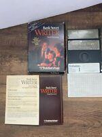 Bank Street Writer - Word Processor (Broderbund Software) Vintage