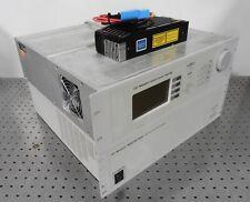 G177035 Jenoptik Jenslas D28 Laser Head With Newport 9008 Control Amp 5501 Ps