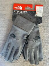 The North Face mens ETIP Touch Touchscreen Gloves size L XL