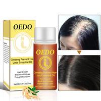 Hair Care Essential Oil Repairing Damaged 20ml Prevention Hair Loss Nourishes