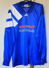 Vintage 90s Adidas Equipment Long Sleeve Shirt Jersey Trikot size L