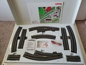 Marklin 24904 HO Scale C4 Track Extension Set