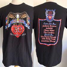 LOVE RIDE (2013) CHEVY METAL Harley-Davidson Motorcycle T-Shirt Size Large