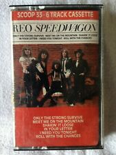 REO Speedwagon - REO Speedagon - Cassette Tape Album Pickwick 1981
