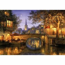GIBSONS TWILIGHT REFLECTIONS 2000 PIECE JIGSAW PUZZLE