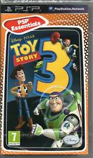 TOY STORY 3 GAME PSP (Disney/Pixar/ToyStory) ~ NEW / SEALED
